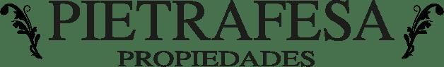 Logo Pietrafesa Propiedades